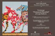 dal 18 ottobre al 31 dicembre 2020 - Frammenti Bizantini di Luigi Ballarin - Roma