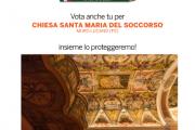 dal 16 Giugno 2020  Chiesa Santa Maria del Soccorso di Muro Lucano - Luogo del Cuore FAI 2020