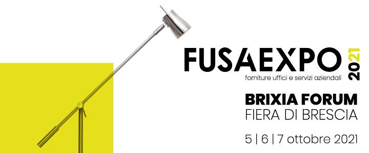 Dal 5 al 7  ottobre 2021 - Fusa Expo - Brescia