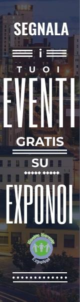 Segnala i tuoi eventi su ExpoNoi ... è gratis!!!