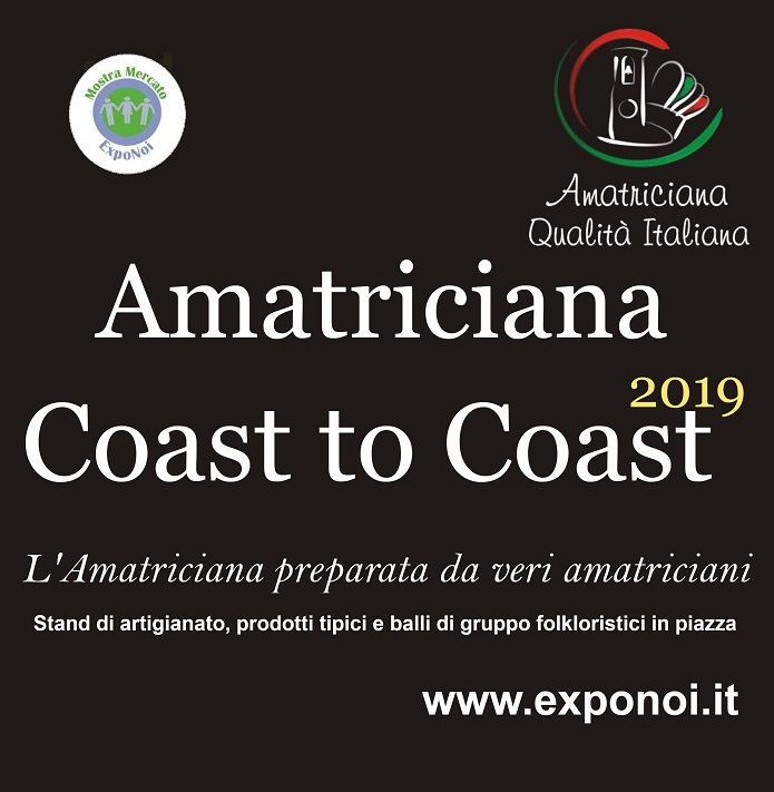 Amatriciana Coast to Coast 2019